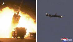 Triều Tiên bất ngờ phóng tên lửa hành trình tầm xa mới