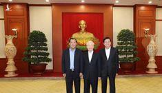 Ba nhà lãnh đạo Việt Nam – Campuchia – Lào dự cuộc gặp cấp cao