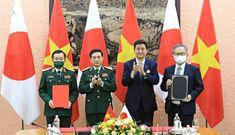 Việt Nam – Nhật Bản thỏa thuận chuyển giao công nghệ quốc phòng