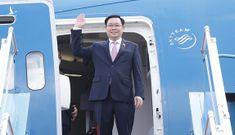 Chủ tịch Quốc hội Vương Đình Huệ công du châu Âu, thúc đẩy ngoại giao vắc xin
