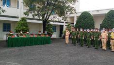 Công an TP.HCM ra quân tăng cường an ninh trật tự trong tình hình mới