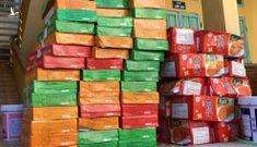 Phát hiện hơn 11.000 bánh Trung thu không rõ nguồn gốc ở Hà Nội
