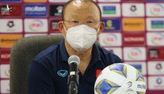 HLV Park Hang-seo lên tiếng sau khi Việt Nam thua thua ngược Oman