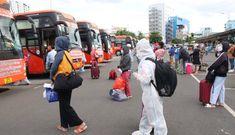 Bộ Giao thông vận tải: Hành khách tham gia giao thông không phải xét nghiệm