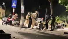 Cảnh sát Đà Nẵng nổ súng trấn áp 2 nhóm cầm hung khí đi hỗn chiến