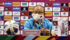 HLV Park Hang Seo thừa nhận sai lầm dẫn tới trận thua đáng tiếc