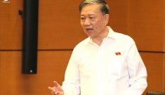 Bộ trưởng Tô Lâm nói về việc trao thêm trách nhiệm cho công an xã