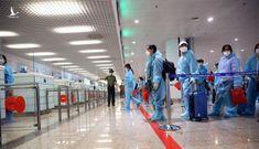 Khách bay từ TP.HCM về Hà Nội phải cách ly tập trung 7 ngày