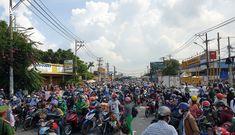 Công an, quân đội phải hỗ trợ khi phát hiện ca F0 trong hàng nghìn người đi xe máy về quê miền Tây