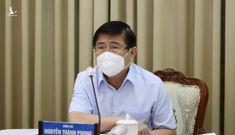 Nguyên nhân việc nguyên Chủ tịch UBND TP HCM Nguyễn Thành Phong không tiếp dân 18 tháng