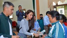 Bộ Công an làm việc với Nghệ An xác minh hoạt động từ thiện của Thủy Tiên