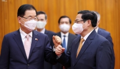 """Chỉ có kẻ tiêu cực mới suy diễn Thủ tướng """"xỉ vả, dạy đời doanh nghiệp Hàn Quốc"""""""