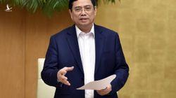 Thủ tướng Phạm Minh Chính: NHNN phải bảo đảm có sản phẩm trong vòng 3-6 tháng tới
