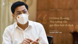 Cuộc gọi chỉ đạo lúc 1h sáng của Thủ tướng Phạm Minh Chính cho Bí thư Bắc Giang