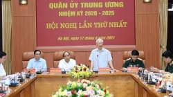 3 lãnh đạo chủ chốt của Đảng và Nhà nước tham gia Thường vụ Quân ủy Trung ương