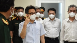 Phó thủ tướng: Dịch ngấm rất rộng và sâu nên cần giải pháp đặc biệt