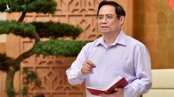 Thủ tướng Phạm Minh Chính chỉ đạo lập đường dây nóng 019 – Không COVID