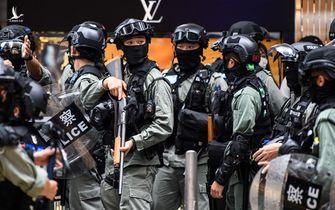 Trung Quốc tuyên bố sẽ đáp trả nếu Mỹ can thiệp vào vấn đề Hồng Kông