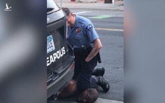 Tổng thống Trump lên tiếng vụ người da đen bị cảnh sát đè chết