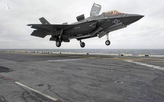 """Tiêm kích hạm F-35B của Mỹ và đồng minh tạo thành thế """"vây"""" Trung Quốc"""