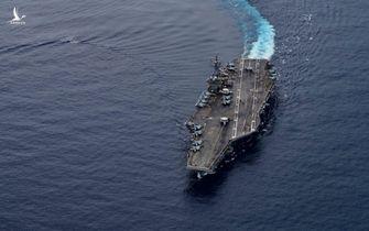 Trung Quốc tố cáo Mỹ 'phô trương sức mạnh' ở Biển Đông