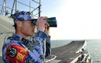 Quân đội Trung Quốc được lệnh không nổ súng trước ở Biển Đông