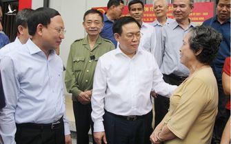 Chủ tịch Quốc hội: Phát huy cao nhất quyền làm chủ của nhân dân trong bầu cử