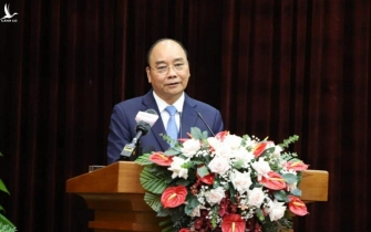 Chủ tịch nước Nguyễn Xuân Phúc: Luôn phải đặt người dân ở vị trí trung tâm