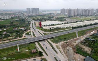 Thêm hai tuyến đường 6 làn xe mới mở ở ngoại thành Hà Nội
