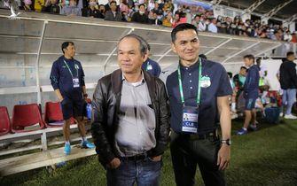 """Huyền thoại bóng đá Thái Lan: """"Kiatisuk sẽ thay HLV Park Hang Seo"""""""