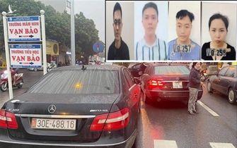 Vụ 2 xe Mercedes cùng biển số: Lộ đường dây làm giả giấy tờ, tiêu thụ xe gian