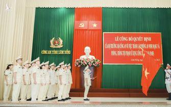 Lâm Đồng: Thành lập Phòng an ninh mạng thuộc Công an tỉnh