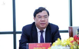 Ông Phạm Gia Túc được phân công làm Bí thư Tỉnh ủy Nam Định