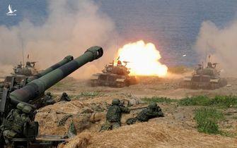 Đài Loan chuẩn bị cho đụng độ quân sự với Trung Quốc