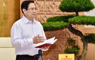 Đề nghị giao Thủ tướng quyết định biện pháp chống dịch chưa có tiền lệ