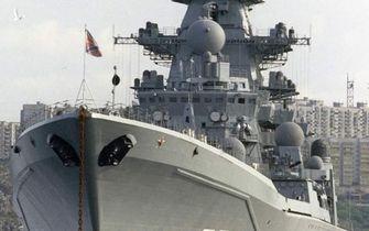 Tuần dương hạm hạt nhân thời Liên Xô trở lại với một loạt vũ khí tối tân