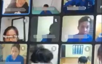 Vụ học sinh thách thức giảng viên trên lớp học online: Đại diện trường học lên tiếng
