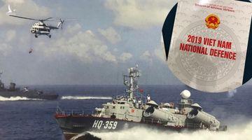 Sách trắng Quốc phòng: Việt Nam không sử dụng vũ lực có phải là để yên Trung Quốc xâm phạm