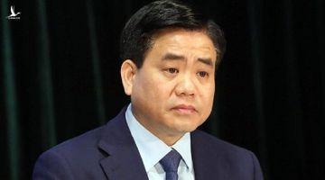 Ông Nguyễn Đức Chung bị đề nghị khai trừ Đảng