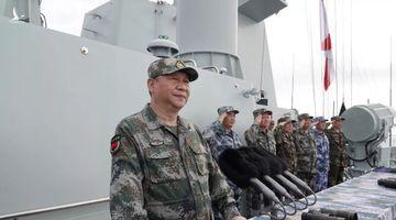 Hành tung mờ ám của tàu Trung Quốc tại Biển Đông