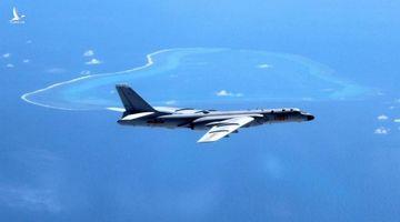 Trung Quốc tập trận ném bom trên không khiến Đài Loan bất an