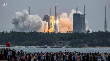 Mỹ không có kế hoạch bắn hạ tên lửa đang rơi của Trung Quốc dù có đủ năng lực