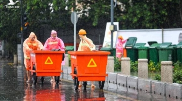 Tại sao TP.HCM mưa lớn trưa nay?