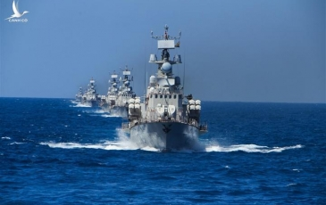 Sức mạnh đáng nể của Hải quân Việt Nam