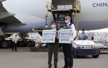 Mỹ gửi vắc xin cho Đài Loan, Trung Quốc cáo buộc thao túng chính trị