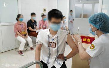 Gần 1.000 người đã tiêm vacccine Covid-19 'made in Vietnam' thử nghiệm giai đoạn cuối cùng