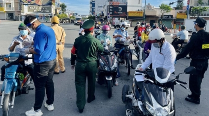 Thủ tướng Phạm Minh Chính: 'Có thể áp dụng biện pháp cao hơn so với Chỉ thị 16'