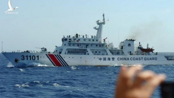 Mỹ có thể trừng phạt Trung Quốc vì hành động phi pháp ở Biển Đông
